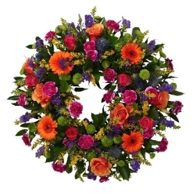 Wreath & Posy